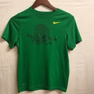 Boys Oregon Ducks Nike XL tee (size 18-20)